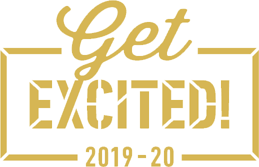 get EXCITED! 2019-20